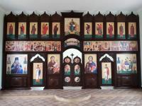 Иконостас в с. Курумкан